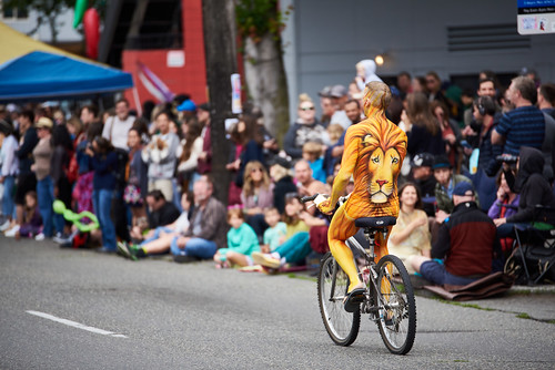 Fremont Summer Solstice Parade 2019 cyclist (4)