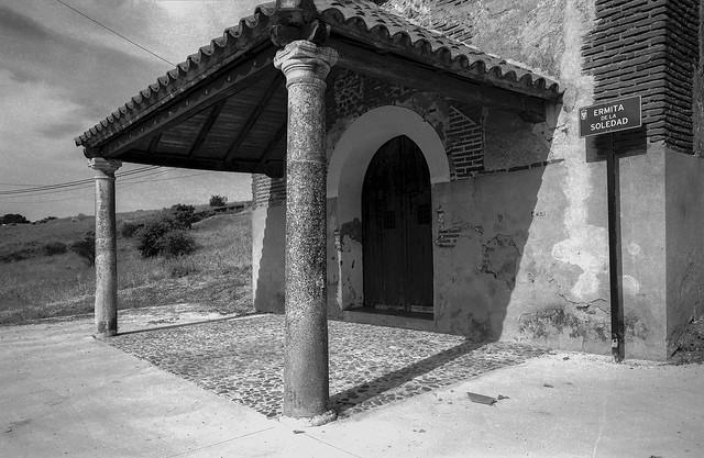 Valdenuño-Fernández, ermita de La Soledad.