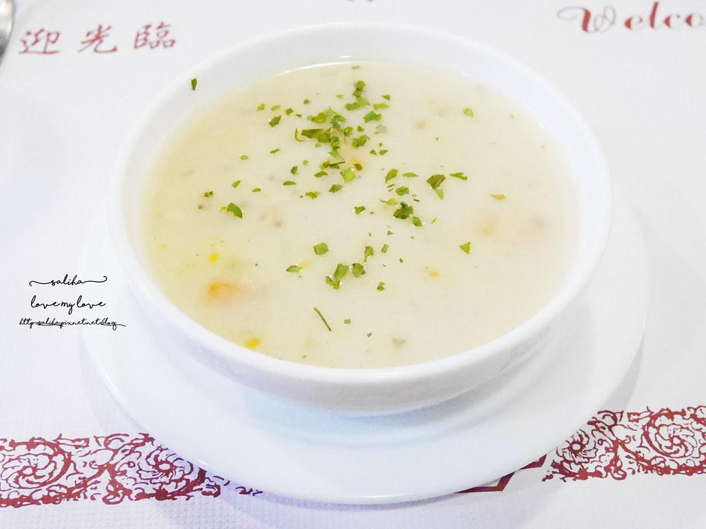 台北文山區木柵全素食蔬食西餐廳老店香屋咖啡食記 (14)