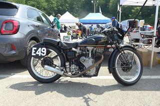 Velocette MOV 1934 250cc OHV