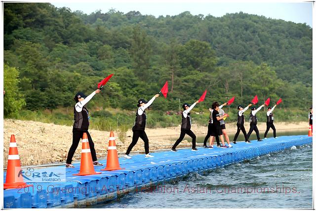 2019 경주 아시아 트라이애슬론 선수권대회(엘리트 남자부)