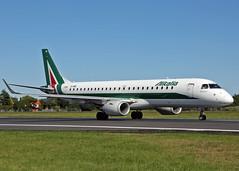 EI-RNE Embraer 190STD Alitalia