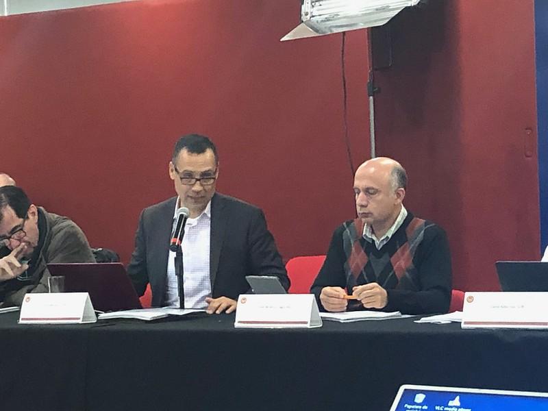 Ponencia de Carlos Mendoza OP durante el tercer encuentro del Proyecto Iberoamericano de Teología