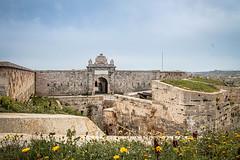 Fortaleza de Isabel II  ( la ,Mola )  - Mahon - Menorca