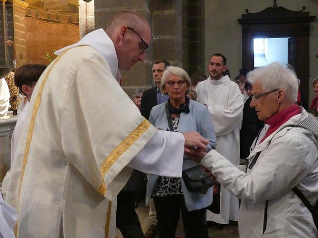 Ordination presbytérale de Gaëtan Lormel et diaconale de David Plantet