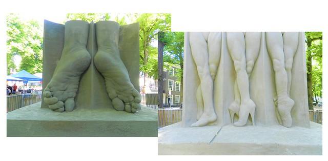 2019~ Zandsculpturen~2