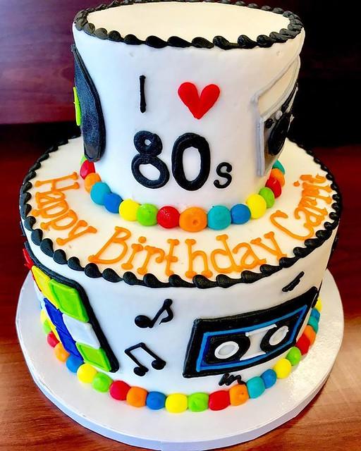 Cake by Sweet Sinsations Bakery