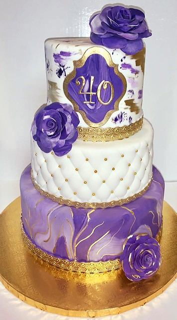 Cake by Love J's Cakes