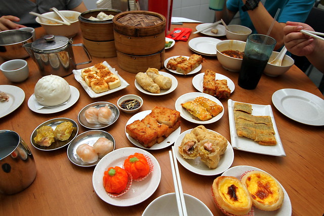 Dim Sum Guide - Swee Choon