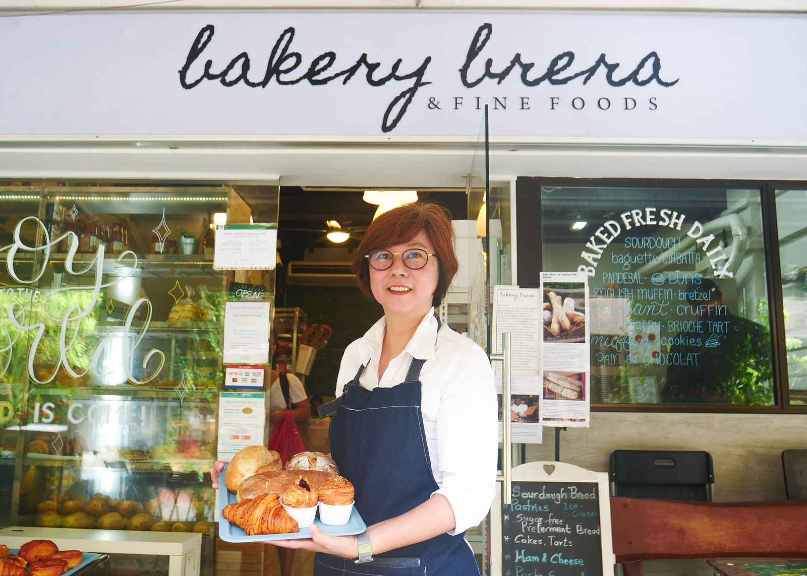 Bakery Brera & Fine Foods - Homegrown Artisan Bakery You Must Try! - Miss  Tam Chiak