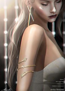 NANIKA - Antsy Bracelet // Maitreya // DUBAI EVENT