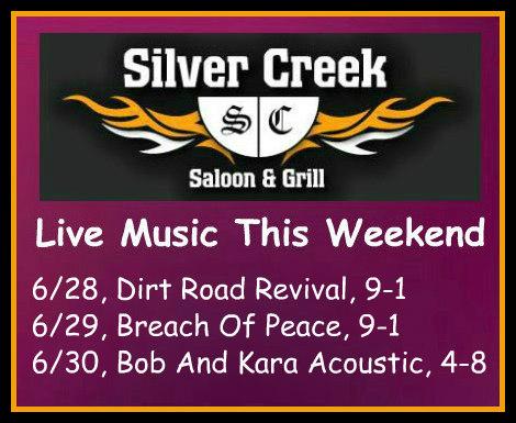 Silver Creek Poster 6-28-19