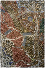 Mosaic Map York Museum Gardens