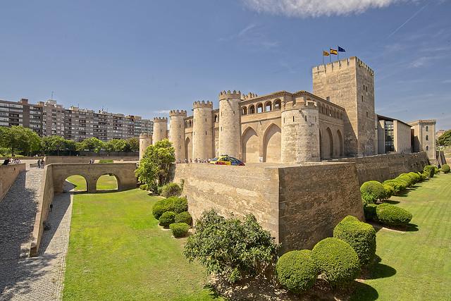 Aljaferia. Zaragoza en Urbana y Arquitectura48119151338_e0ee42b77d_z