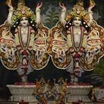 ISKCON Ujjain Deity Darshan 24 June 2019