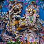 ISKCON Vrindavan Deity Darshan 24 June 2019