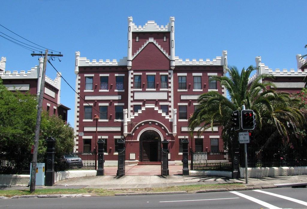 Unit Block, Livingstone Rd, Petersham, Sydney, NSW.