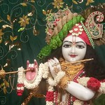 ISKCON Narasaraopet Deity Darshan 24 June 2019
