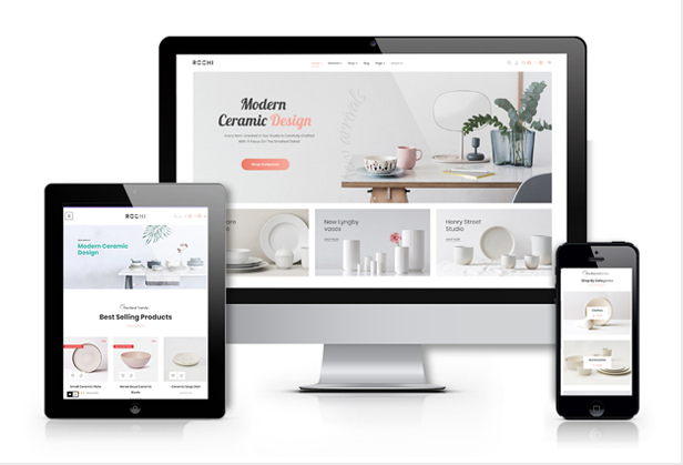 100% Fully Responsive Website Templates