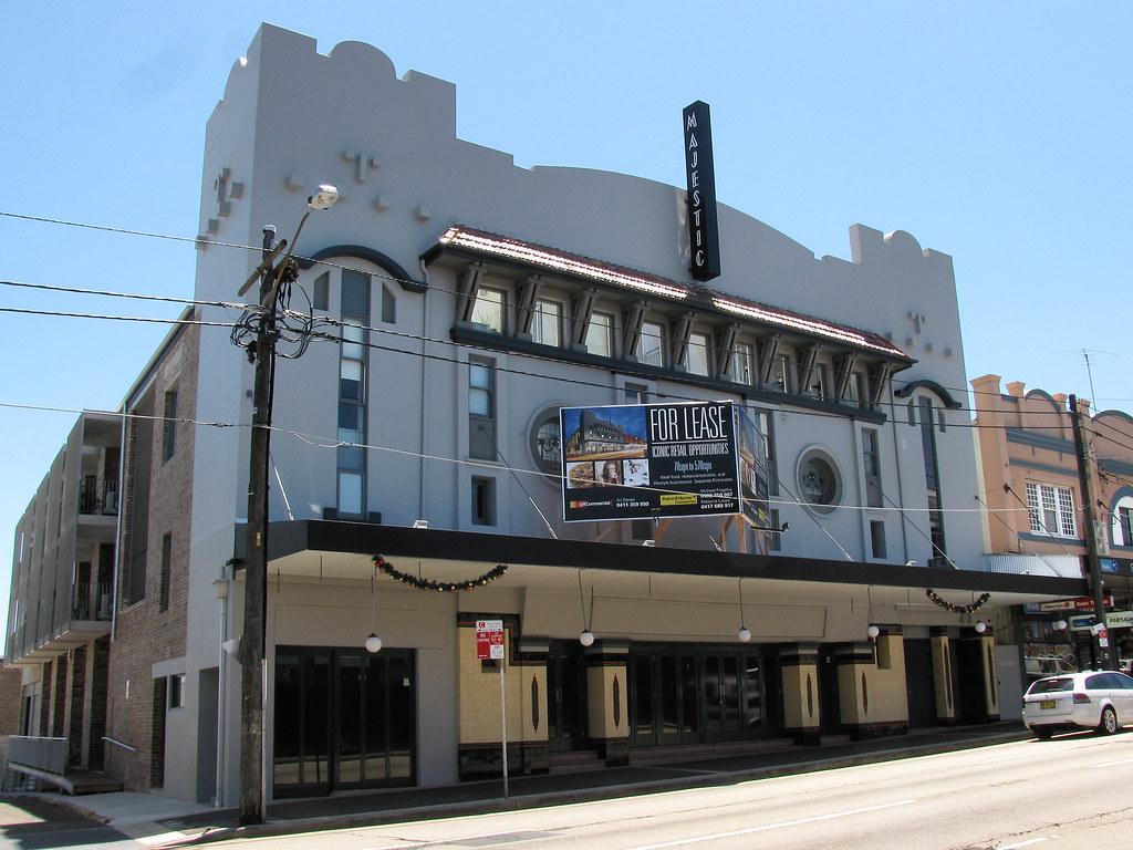 Majestic Theatre, Petersham, Sydney, NSW.