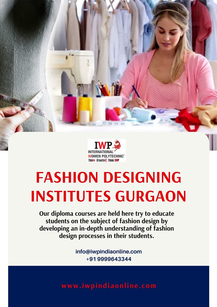 Fashion Designing Institutes Gurgaon Are You Looking To St Flickr