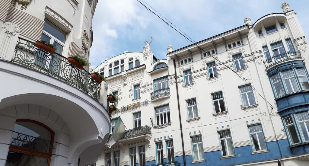 Art Nouveau in Ljubljana | Mooistestedentrips.nl