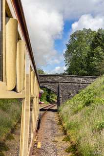 Haversthwaite by Steam