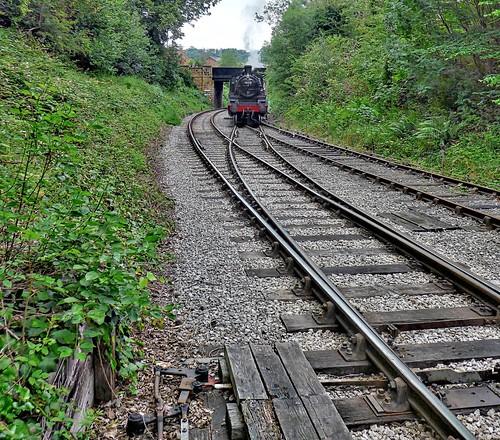 Ecclesbourne Valley Railway Duffield Derbyshire 23rd June 2019