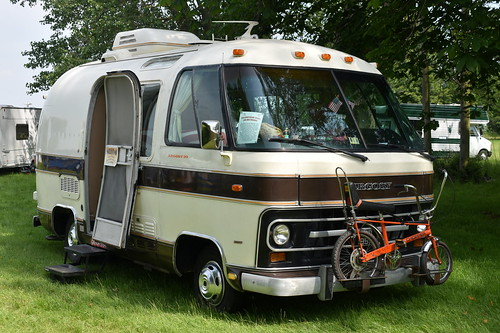 1975 Airstream Argosy 20 motorhome | by Zack's Motor Photos