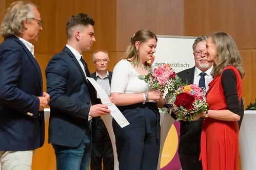 Hildegard Hamm-Brücher-Förderpreis 2019