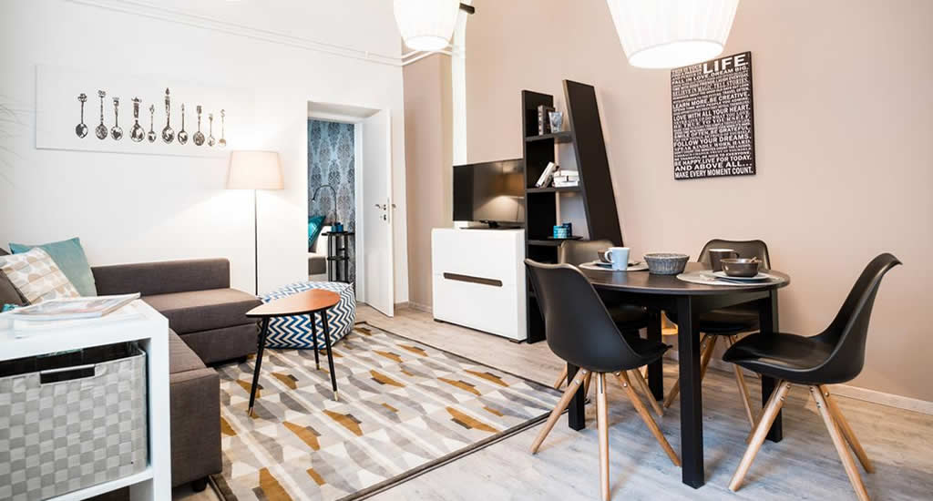 Appartement in Ljubljana, Apartment Nuk | Mooistestedentrips.nl