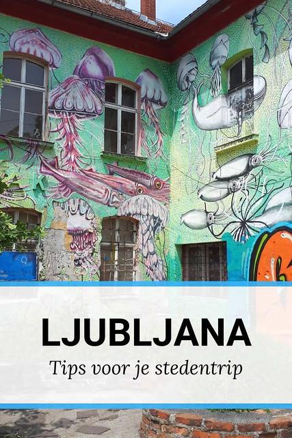 Ljubljana, Slovenië | Mooistestedentrips.nl