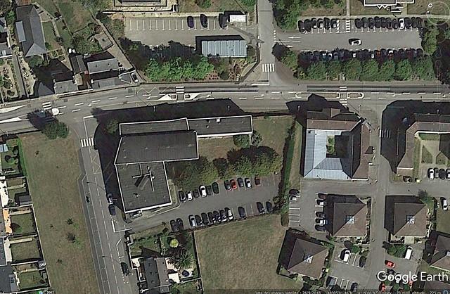 A Douarnenez, le centre des impôts ressemble à un flingue