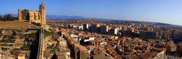 Panorámica de Balaguer