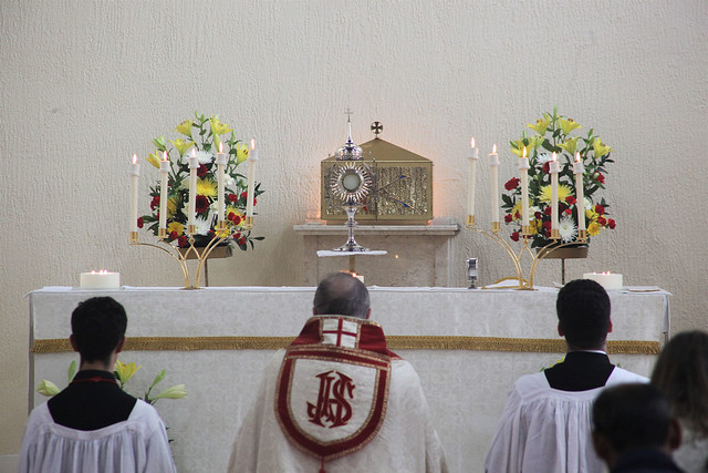 Association of the Eucharist, Corpus Christi