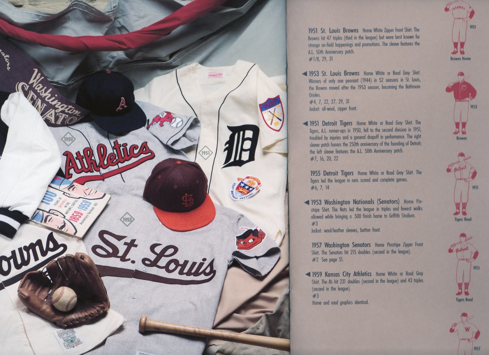 d7227a5f96 ... the retro sports company Mitchell & Ness came out with its first  mail-order catalog (the cover of which is shown above). The catalog's pages  were dotted ...