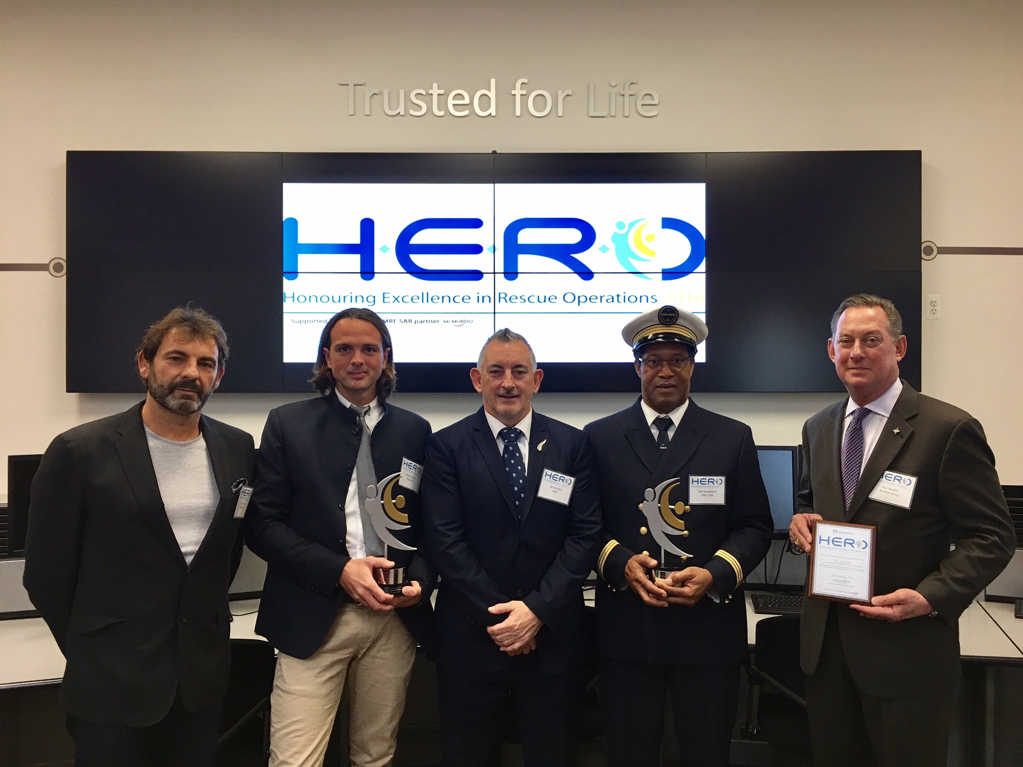 H.E.R.O. Awards 2016 - USA