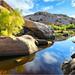 Barker Dam Reservoir