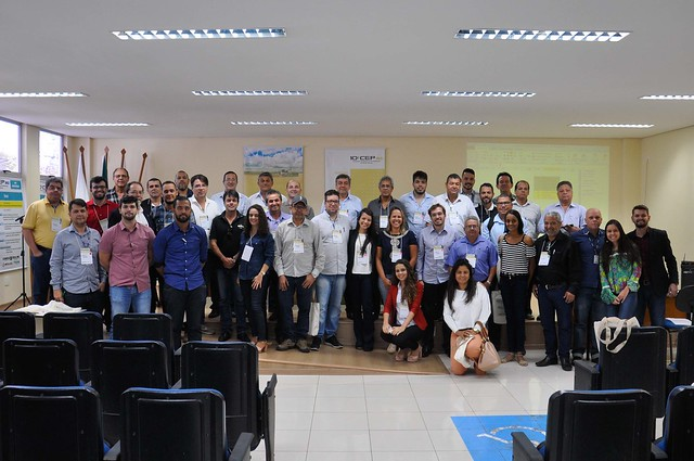 Montes Claros reúne profissionais e autoridades no CEP Regional Norte