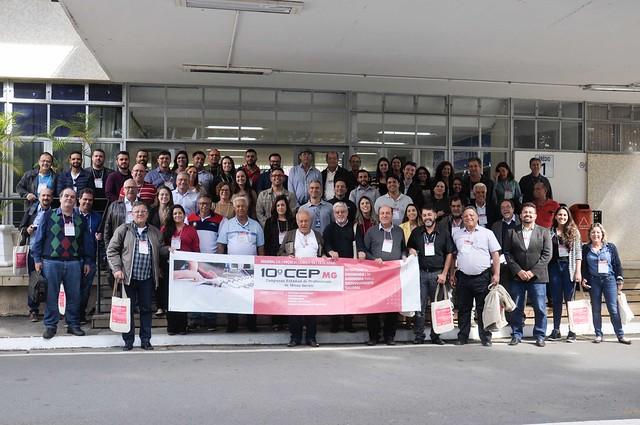 Crea-MG assina cinco protocolos de intenções no CEP Regional Sul