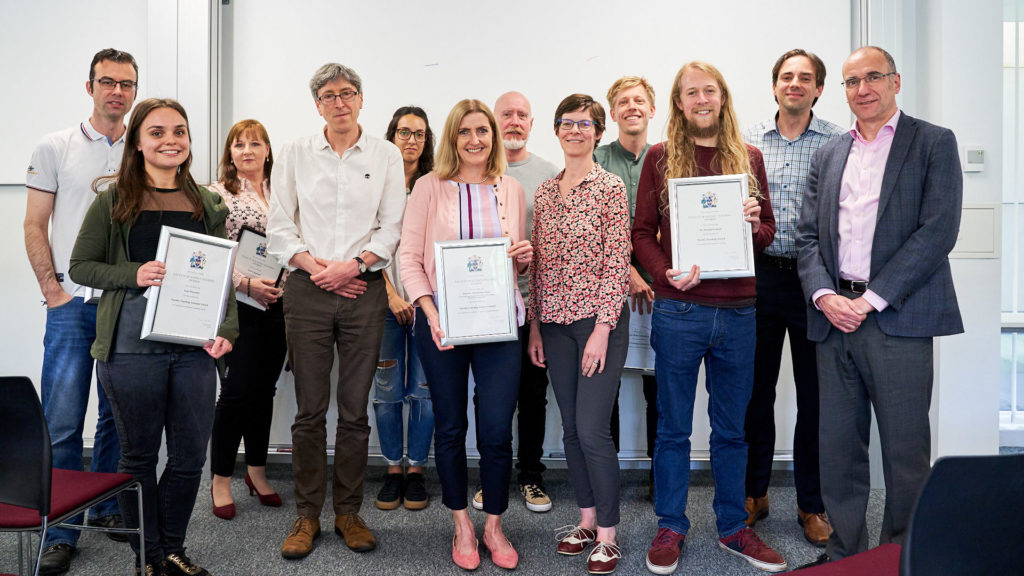 Faculty of Science Learning and Teaching Awards 2019 winners