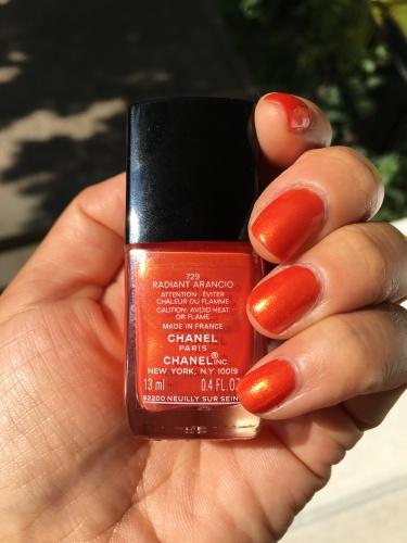 radiant arancio729 0