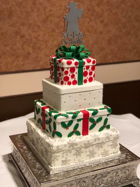 Cake from Cakes by Mindy at Receptions