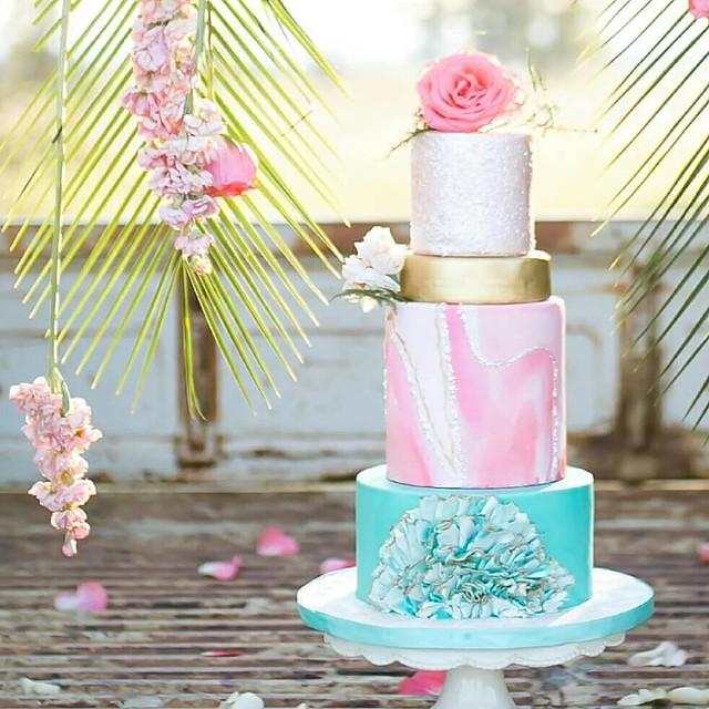 Cake by Maria Cazarez Cakes and Sugar Art
