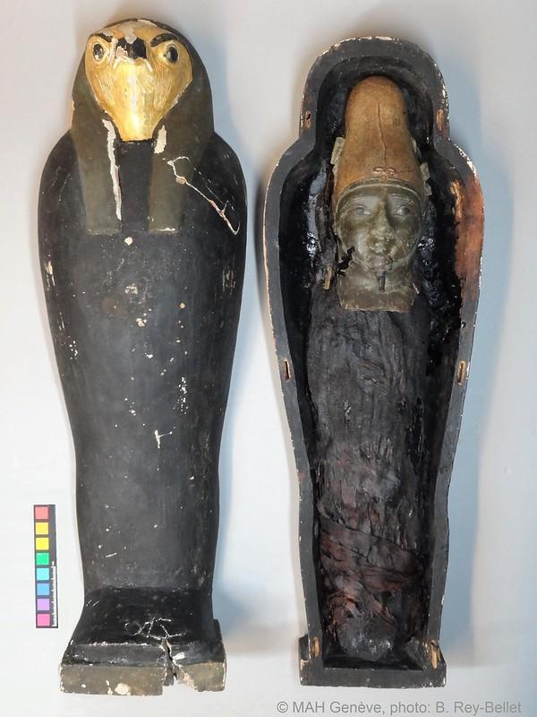 Osiris Végétant
