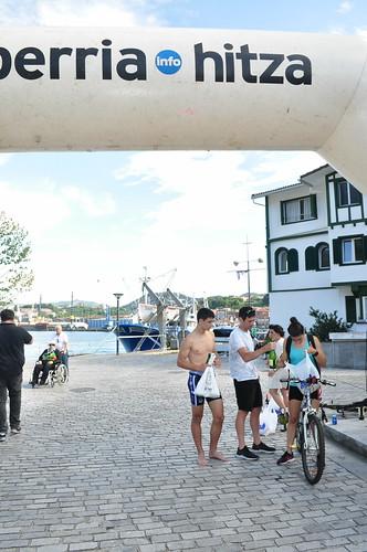 Sanpedroak 2019. Herri triatloia.