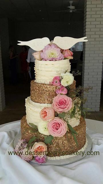 Cake by DessertWorks Cakery