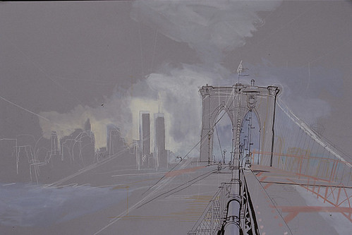 Lucinda Rogers_Brooklyn Bridge 1999
