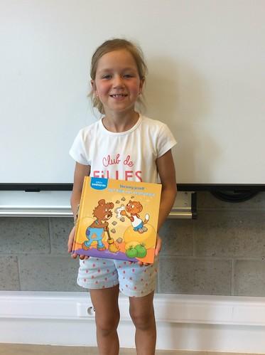 Ons lievelingsboek in het eerste leerjaar