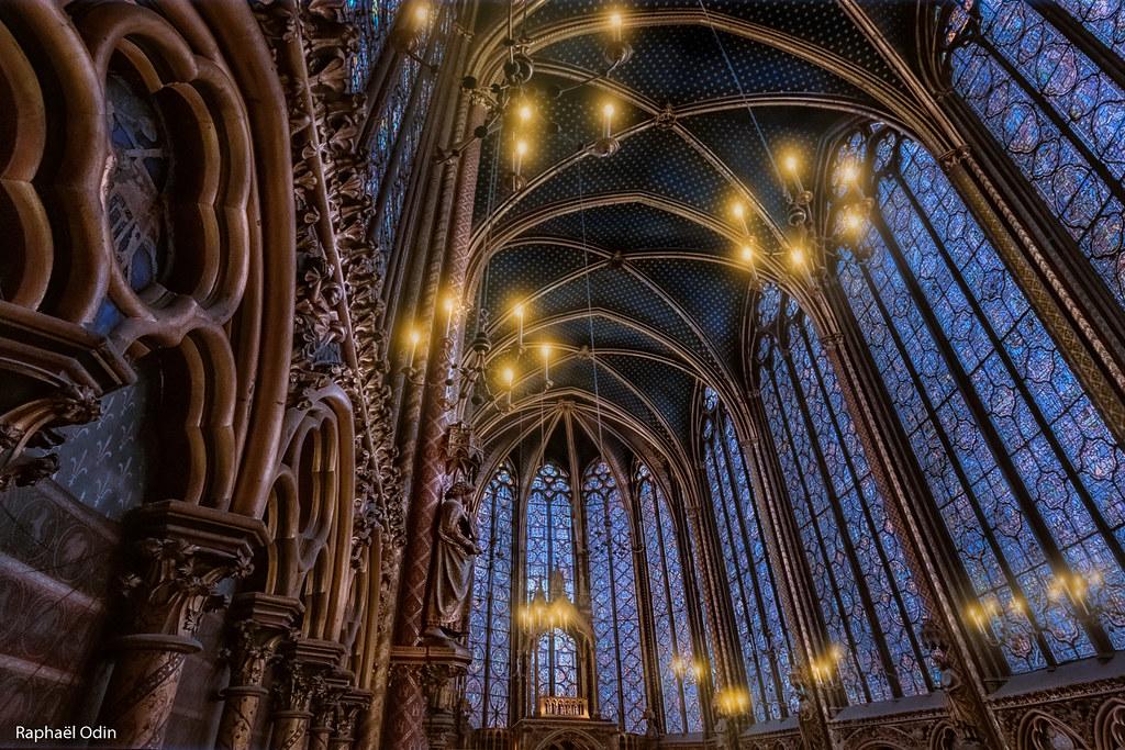 La Sainte Chapelle de Paris